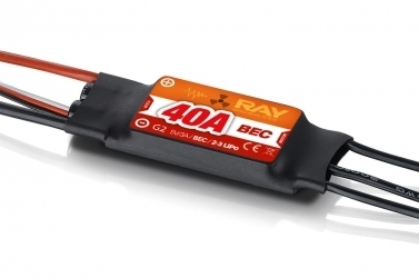 RAY G2 R-40B Brushless Regler 40A mit BEC